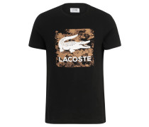 T-Shirt, schnelltrocknend, atmungsaktiv, für Herren, Schwarz