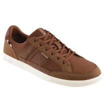 Sneaker, Materialmix, strukturiert