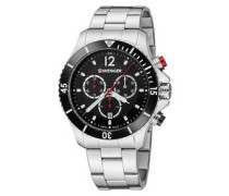 Seaforce Chrono Herrenuhr 01.0643.109, Chronograph