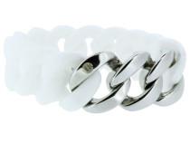 """Armband """"Original"""" 106892 Edelstahl weiss silber"""