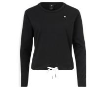 """Sweatshirt """"Nostelle"""", Kordelzug, Seitenstreifen"""