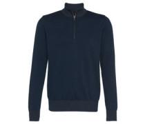 """Sweatshirt """"Erskine"""", Troyer-Stil, Stehkragen, mit Kaschmir-Anteil"""