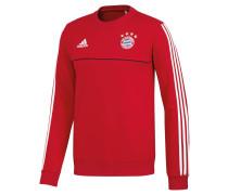 FC Bayern München Sweatshirt, 2017/18, atmungsaktiv, Rot