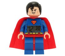 DC Universe Super Heroes Superman Wecker 9005701