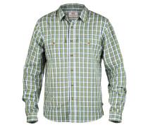 """Outdoorhemd """"Abisko"""", atmungsaktiv, schnelltrocknend, für Herren, Grün"""
