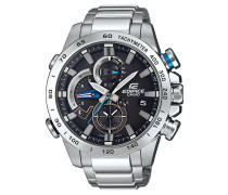 Connected Watch mit Bluetooth EQB-800D-1AER Chronograph mit Solar
