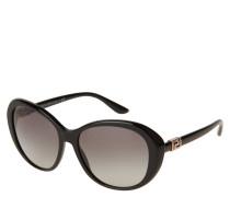 """Sonnenbrille """"VE 4324-B GB1/11"""", Verlaufsgläser, Strass-Akzente"""