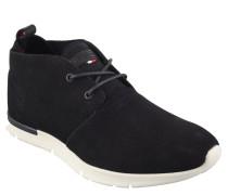 """Sneaker """"T2285OBIAS 8"""", Leder, Desert Boots-Stil, Blau"""