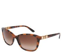"Sonnenbrille ""VE 4293-B"", Schildpatt-Optik, Verlaufsgläser"