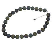 Collier Achat-Perlen