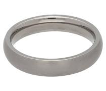 Titan Ring, satiniert, für Damen