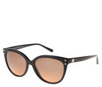 """Sonnenbrille """"MK 2045"""", Cateye-Stil, Verlaufsgläser, Emblem"""