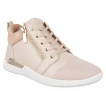 """Sneaker """"Naven"""", Reißverschluss, Materialmix, Rosa"""