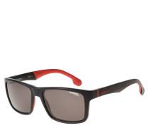 """Sonnenbrille """" 8024/S"""", matte Optik, Kareé-Form"""