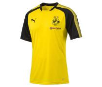T-Shirt, BVB-Emblem, Borussia Dortmund, Schwarz