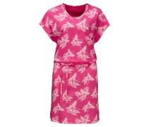 """Kleid """"Tropical"""", leicht, Bio-Baumwolle, für Damen, Pink"""