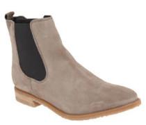 Chelsea-Boots, Veloursleder