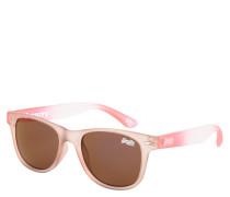 """Sonnenbrille """"SDS Superfarer 172"""", Farbverlauf, halbtransparent"""
