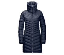 "Daunenmantel ""Richmond Coat"", für Damen, Blau"