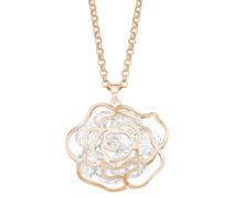 Kette mit Anhänger Rose 9228959 rosevergoldet