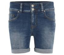 """Jeans-Shorts """"Becky X"""", Comfort Fit, breiter Bund"""