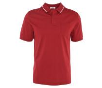 """Polo-Shirt """"Pete"""", Baumwolle, Brusttasche, uni"""