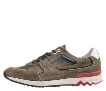 Sneaker, Kalbsleder, Schnürung