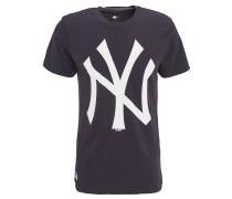 """T-Shirt """"New York Yankees"""", Baumwolle, für Herren, Blau"""