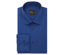 "Businesshemd ""EDITION"", Slim Fit, Kent-Kragen, Blau"