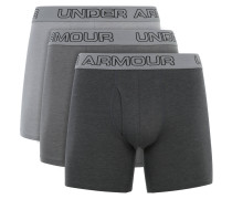 "Pants ""Boxerjock"", 3er-Pack, für Herren, Grau"