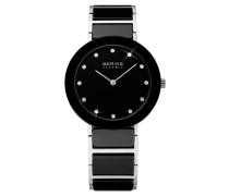 Ceramic Armbanduhr schwarz 11435-749