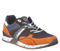 "Sneaker ""Rabari"", Ledermix, Mehrfarbig"