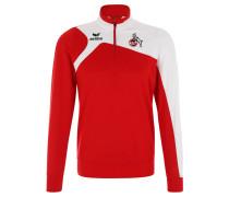 1. FC Köln Trainingsshirt, 2017/18, atmungsaktiv, Rot