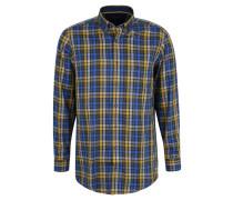 Hemd, Button-Down-Kragen, reine Baumwolle