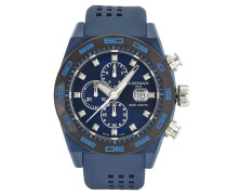 STEALTH- 300 MT Herrenuhr 0217V4-BKBLNKS2B, Chronograph