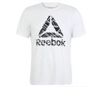 """T-Shirt """"Workout Ready ActivChill Graphic"""", für Herren, Weiß"""
