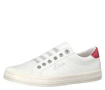 Slipper, Weiß