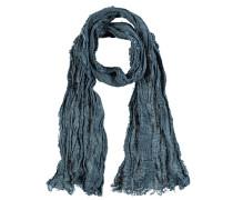 Schal, Baumwolle, deutliches Webmuster