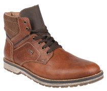 Boots, Leder, Innenfutter, TEX Technologie, Braun