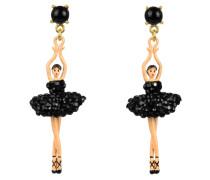 """Ohrringe """"Toe-dancing"""", AADDL115/2, Ballerina, handbemalt"""