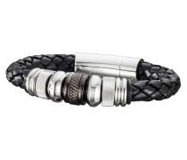 Armband Tango Leder schwarz SBB-Tango-19