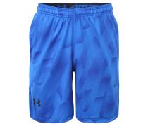 Shorts, leicht, atmungsaktiv, Training, für Herren, Blau