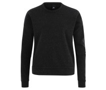 "PERFORMANCE, Sweater ""Stadium"", Melange, für Damen, Schwarz"
