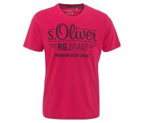 T-Shirt, Rundhals, Kurzarm, Front-Print