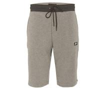 Shorts, geschnürter Elastikbund, Markenaufnäher, für Herren