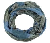 Loop-Schal, geometrisches Muster