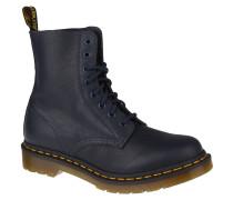 "Boots, Worker-Look, Kultschuhe ""Docs"", Blau"
