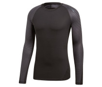 "Longsleeve ""Alphaskin Sport Graphic"", Climalite"