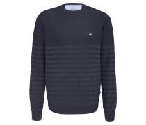Pullover, Feinstrick, Baumwolle, gestreift
