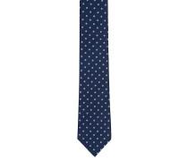 Krawatte, Seide, gepunktet